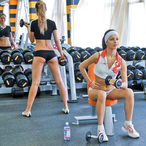 Фитнес-клубы Тереньги