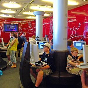 Интернет-кафе Тереньги
