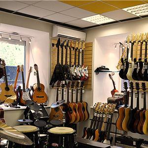 Музыкальные магазины Тереньги