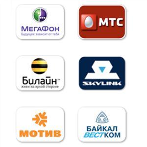 Операторы сотовой связи Тереньги