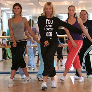 Школы танцев Тереньги