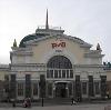Железнодорожные вокзалы в Тереньге