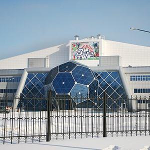 Спортивные комплексы Тереньги